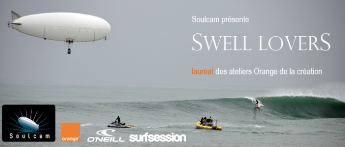 Swell Lovers: Surfing in 3D-Stereo